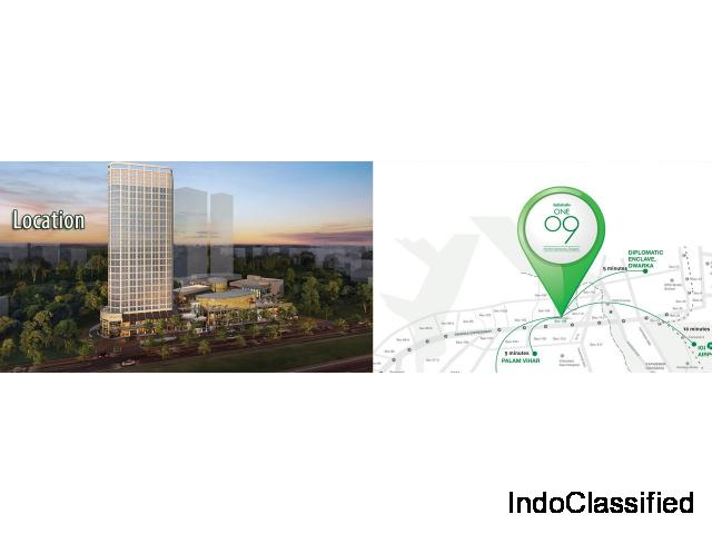 Indiabulls Commercial Project Sector 109 Gurgaon
