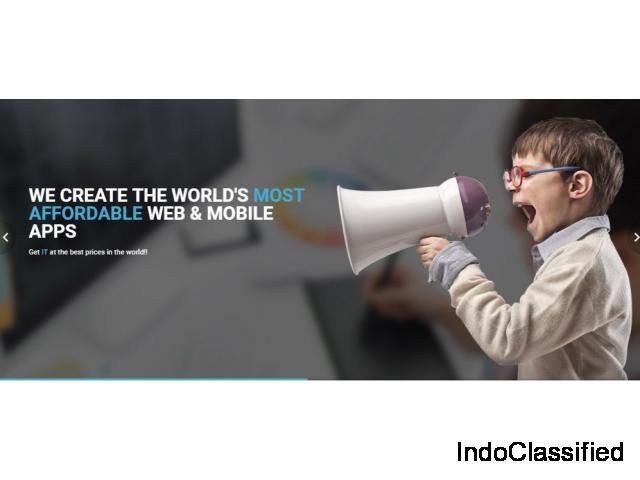 IT, WEB & Mobile App Development