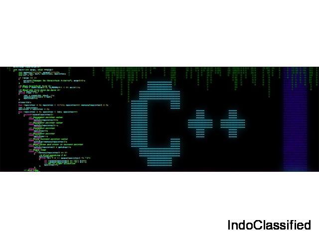 C plus Training Institute in Delhi | Aptech Malviya Nagar
