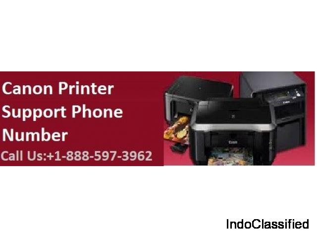 Canon  Printer Technical Support Number  +1-888-597-3962