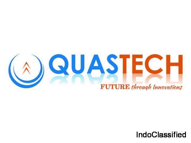 QUASTECH(Thane)-Python & Machine Learning Course -100%Placement