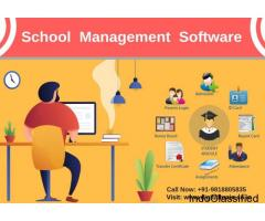 SCHOOL MANAGEMENT SOFTWARE COMAPNY IN LUCKNOW
