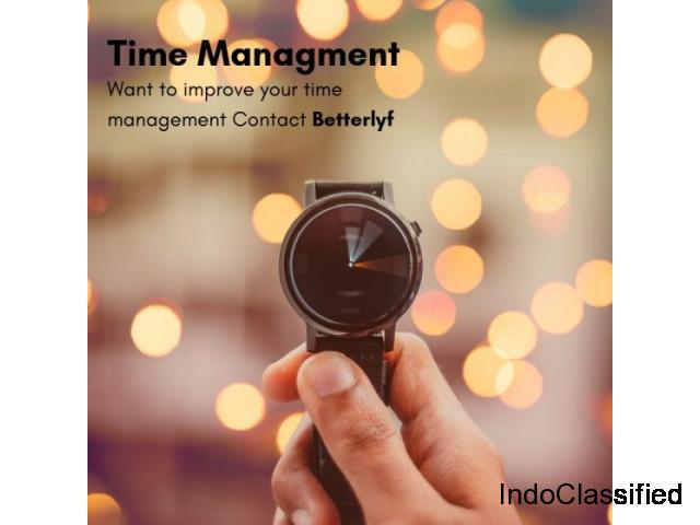 Counselling For Time Management By Betterlyf Online Counseling