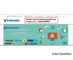 VINSON TRADERS - Ecommerce Service Provider