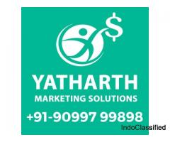 Best Sales Consulting Services in India - Yatharth Marketing Solutions