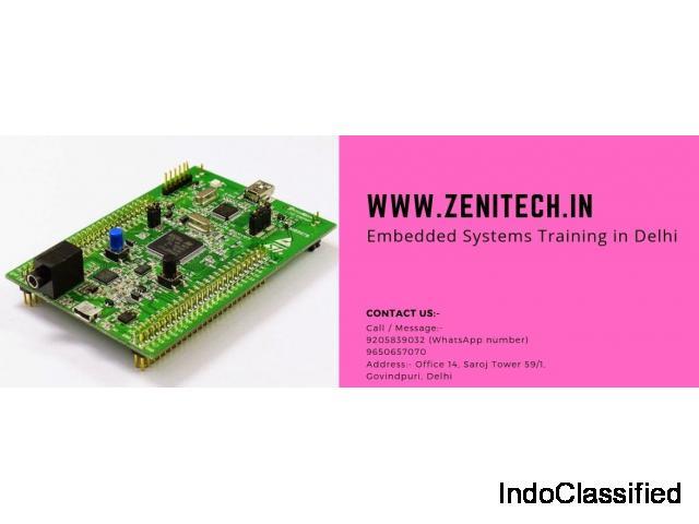 Embedded Systems Training in Delhi