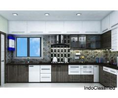 Kitchen Interior in Bhubaneswar