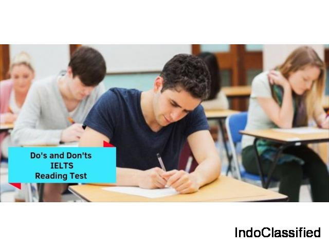 Tips of IELTS Reading Test