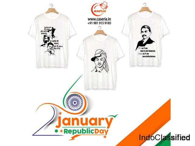 Shop for Republic Day Sale T-shirts in India