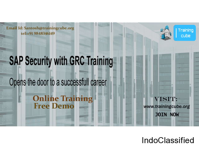 SAP SECURITY WITH GRC ONLINE TRAINING