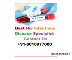 Best hiv infectious disease specialist in gurgaon Sector 52 |+91-8010977000