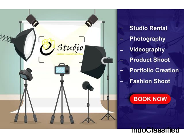 STUDIO ON RENT FOR PROFESSIONAL SHOOT IN BANGALORE