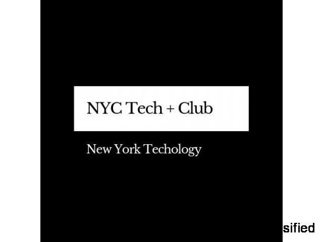 Digital Marketing Company NYCTechClub: SEO, PPC & Social - New York, NYC, USA