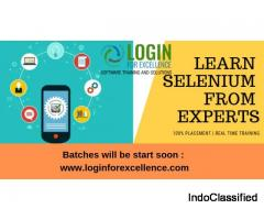 Selenium Testing Training in Chennai