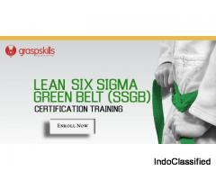 Lean Six Sigma Green Belt (SSGB) Certification Training in Bangalore