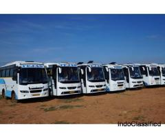 Bangalore Best and Affordable Car, TT, Minibus, Bus Rental Fares