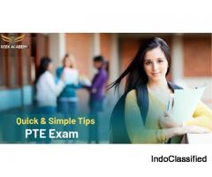 Quick and Simple PTE Tips