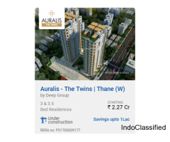 New Projects in Thane – Edelweiss Home Search