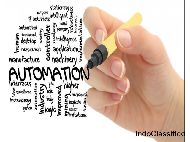 Automation Training Institute in Noida