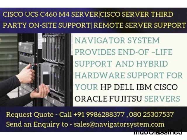 Cisco UCS C460 M4 Server|Cisco server Third party on-site support