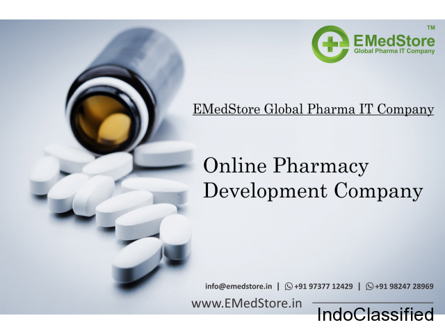 Online Pharma Application Development Company