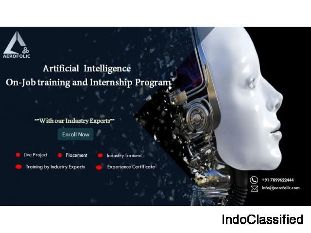Artificial Intelligence and Machine Learning Internship Program