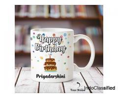 Personalized Birthday Coffee Mug In India