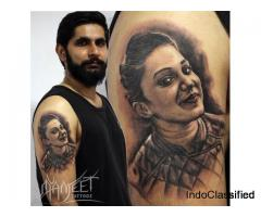 Find The Best Tattoo Shop In Delhi