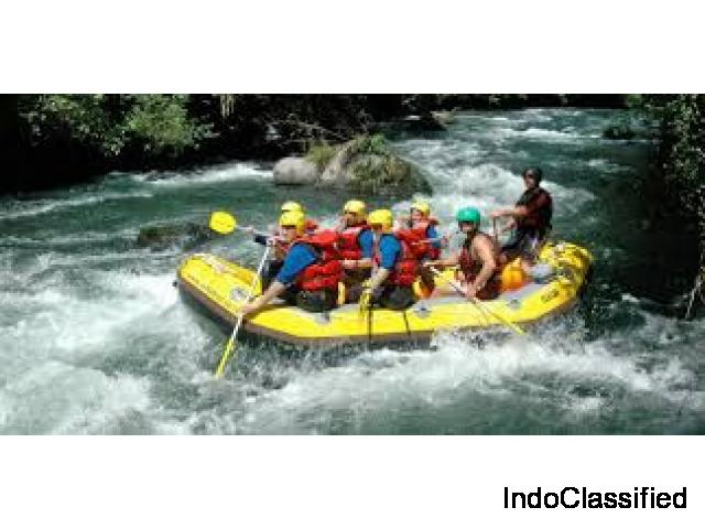 Camping and Rafting Rishikesh Tour Package | ABD Holidays