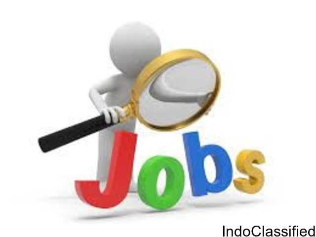 00 job vacancies for male/females in Telecalling and back office work