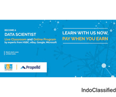 Become a Data Scientist in Just 6 Months at Ivy Pro School