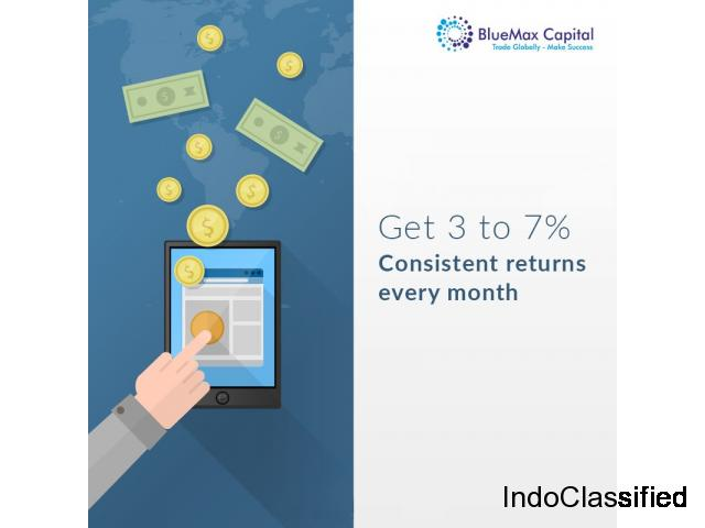 Invest in the BlueMax Capital PAMM Solution & Start Earning an Extra Income!!!