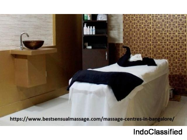 Sensual Get Therapy at Massage Centres in Bangalore