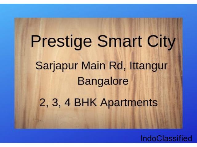 2, 3 & 4 BHK Apartments on Sarjapur Road Ittangur Bangalore