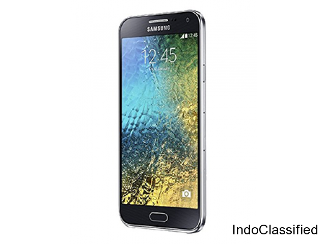Buy Samsung Galaxy E5 on Monthly EMIs without Credit Card