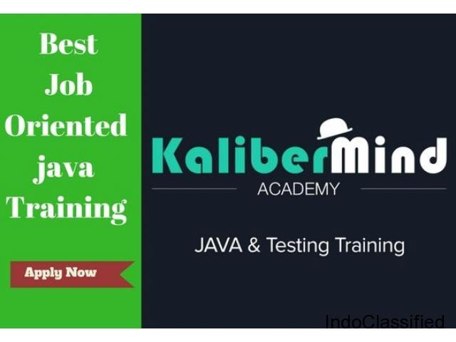 JAVA Training Institute in Bangalore, JAVA Course in Bangalore - Kalibermind