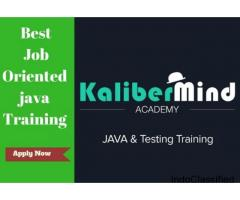 JAVA Training Institute in Bangalore, JAVA Course in Bangalore - Kalibermind