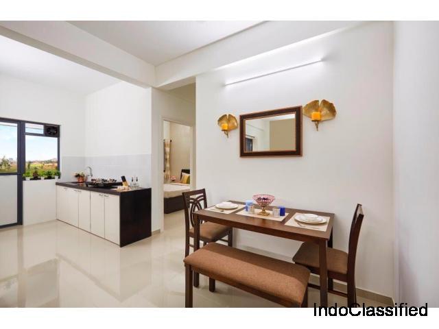 Peninsula Address One 1/2/3 BHK Apartment Gahunje, Pune