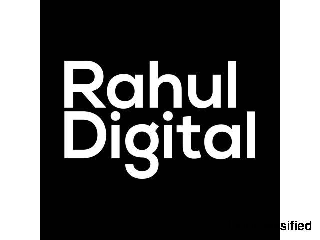 Rahul Yadav Blogger SEO Expert Digital Marketing Consultant Delhi India