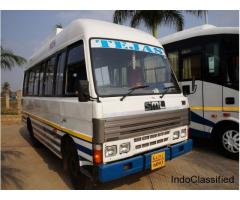 15 Seater Minibus Hire in Mysore – 18 to 22rs Per KM