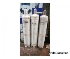 REFRIGERANT GAS R 124A ; REFRIGERANT (HCFC-124); 2CHLORO-1,1,1,2TETRAFLUOROEATHANE