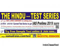 online test series / best IAS coaching in Delhi