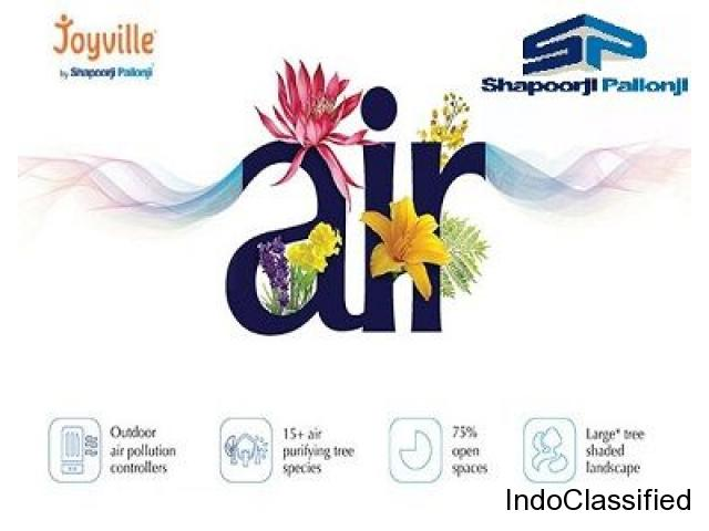 Shapoorji Pallonji Joyville Sector 102 Gurgaon | Affordable Flats in Gurgaon