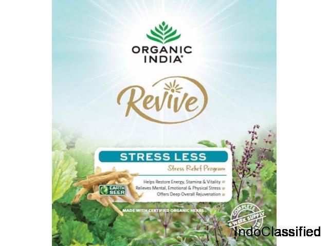 Stress Less – Stress Relief Program