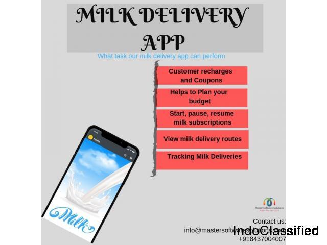 Best Milk Delivery App