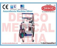 Hospital Anesthesia Machine Manufacturer & Exporter in India
