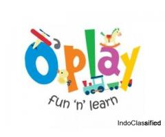 Best Indoor Kids Play Area in Hyderabad - O'Play