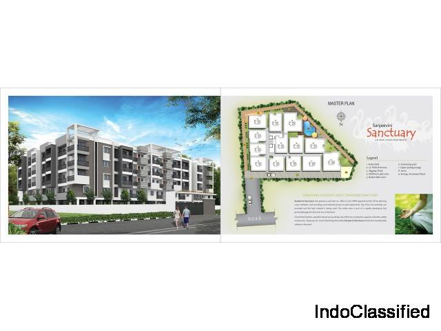 2 & 3 Bhk Flats for Sale Near ITPL