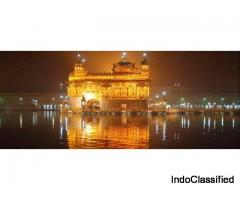 Best Golden Temple Holiday Tour Packages