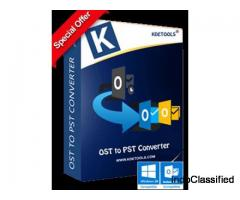 Best discount offer up to 30% - 70% on Microsoft OST To PST converter